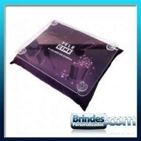 Almofada bandeja para notebook em acrilico