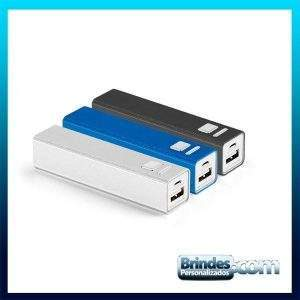Bateria aluminio portatil