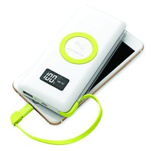 Bateria portátil compacta