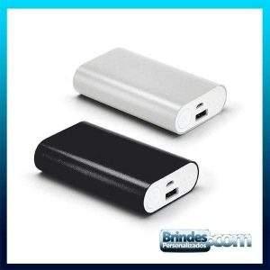 Bateria portatil arredondada