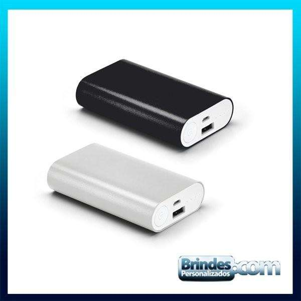 Bateria portatil de aluminio