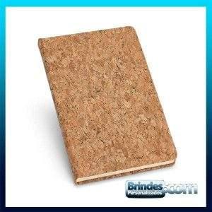 Caderno cortica A5