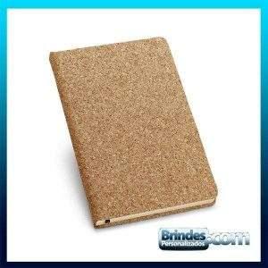 Caderno cortica formato A5