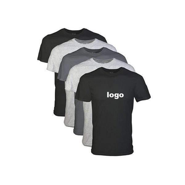 Camisa Gola Careca para Empresas