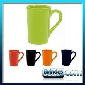 Caneca Tall Colorida