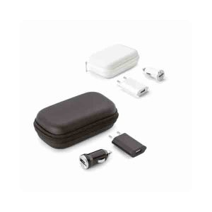 Kit-de-carregadores-USB-com-bolsa