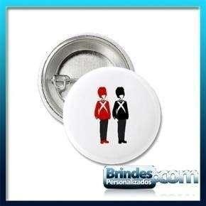Mini Button Laminado Para Brinde