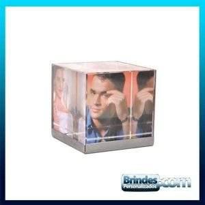 Porta Retrato Cubo