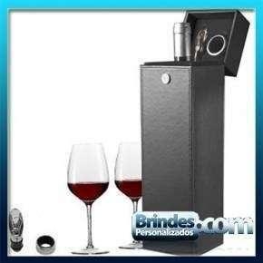 Porta Vinho Personalizado