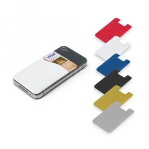 Porta cartoes para smartphone