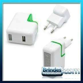 Power Bank com Adaptador para Tomada
