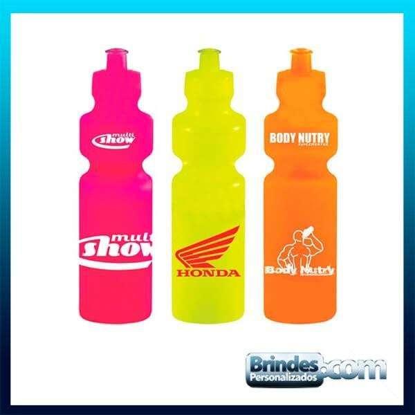 Squeeze Personalizado Neon 750ml