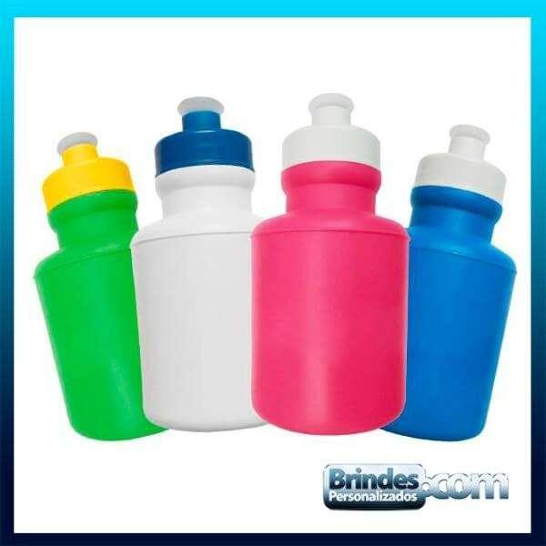 Squeeze de Plastico Cor Neon 300ml