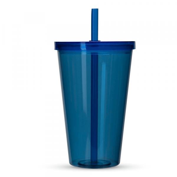 Copo Plastico 1 Litro com Tampa