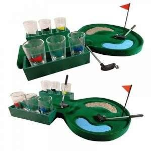 Mini Jogo de Golf