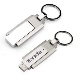 PEN DRIVE 8GB CHAVEIRO DE METAL